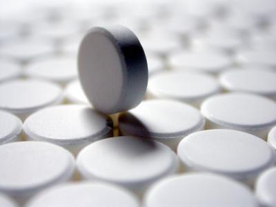 Tabletten werden oft industriell hergestellt.